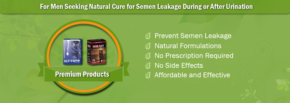 Natural Treatment for Semen with Urine