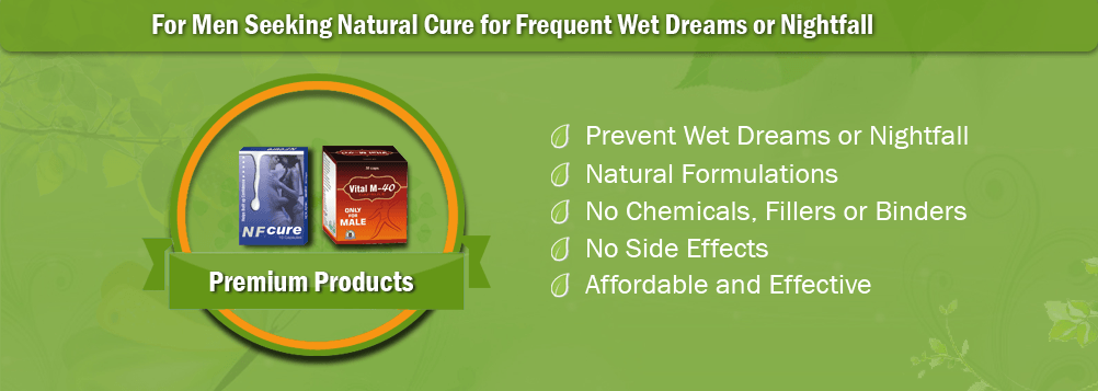 Natural Treatment for Wet Dreams