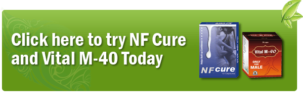 NF Cure capsules