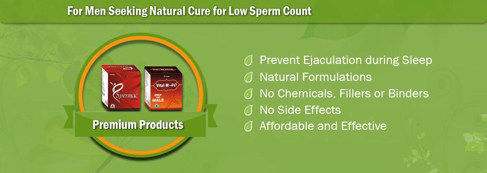 sperm pills Low